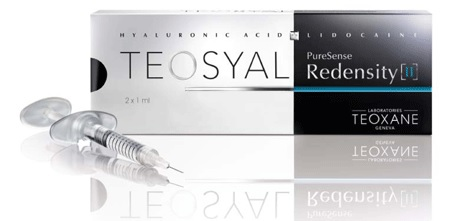 Redensity II Eyes - TEOSYAL® PURESENSE